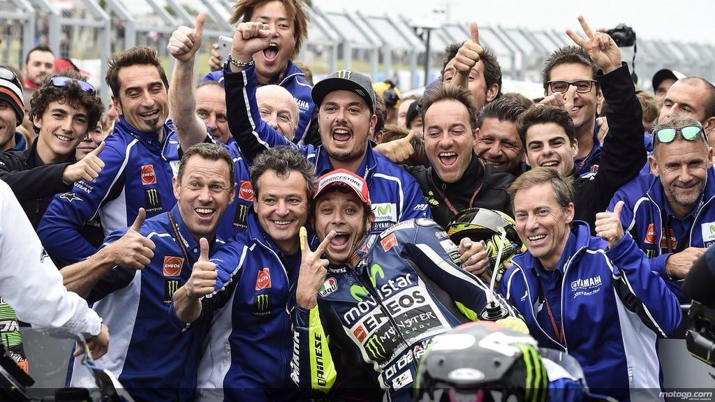 Valentino Rossi team