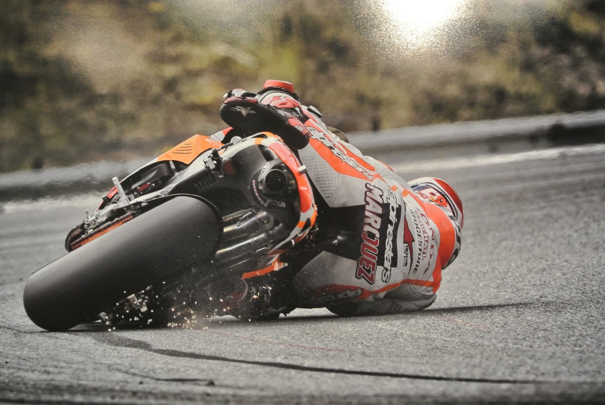 marc marquez  photo by tino martino  u2013 physiotherapy milan